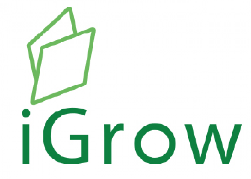 I Grow news logo