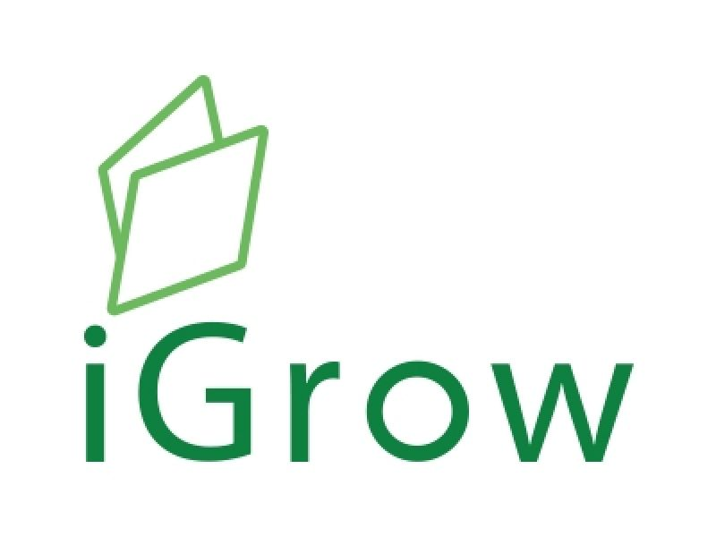 I GROW NEWS REVISED LOGO